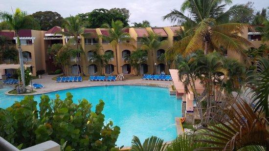 Casa Marina Beach & Reef: Vue de notre chambre