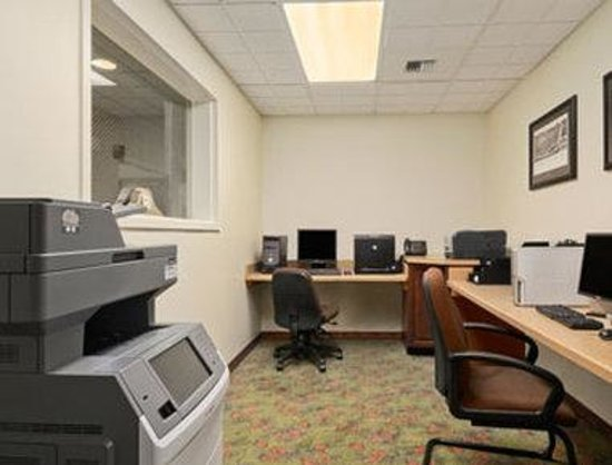 Wingate by Wyndham Missoula Airport: Business Center