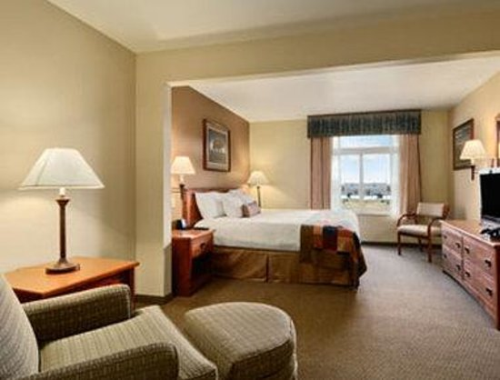Wingate by Wyndham Missoula Airport: Standard King Bed Room