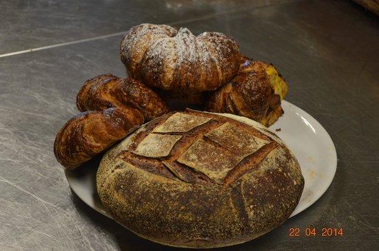 Toscana Saporita Cooking School: Alessio's fine art