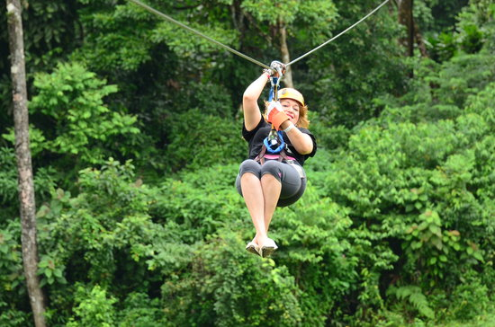 Arenal View Theme Park: our equipment is safety!