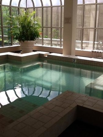 The Fairmont Olympic Seattle : jacuzzi