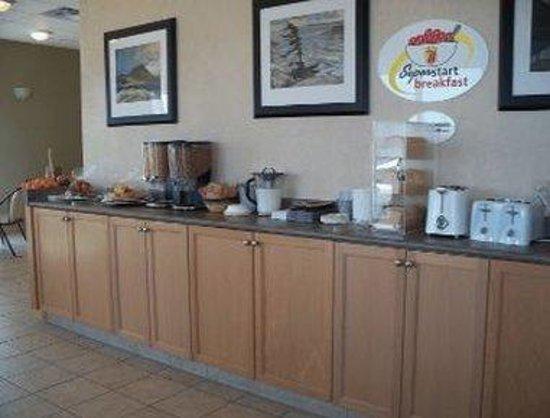 Super 8 Pincher Creek AB: Breakfast Area