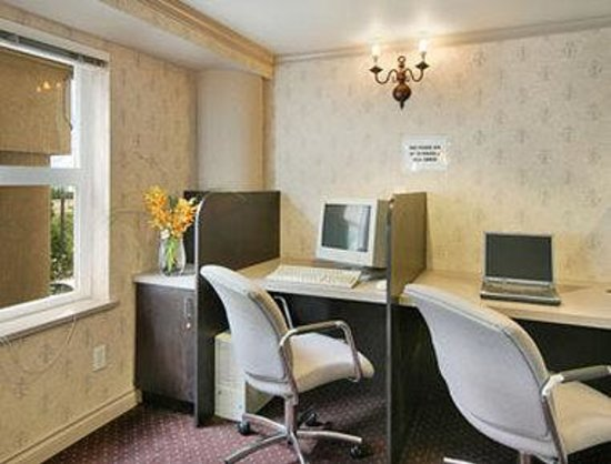 Quality Hotel & Conference Centre: Business Centre