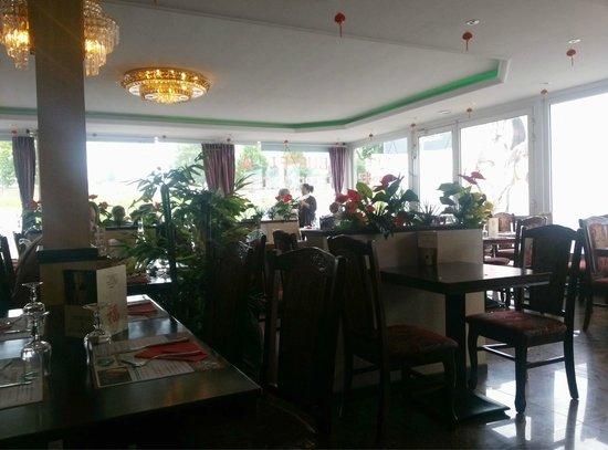 Gourmet Wok: La salle