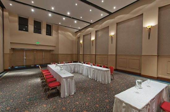 Holiday Inn Cordoba: Boardroom