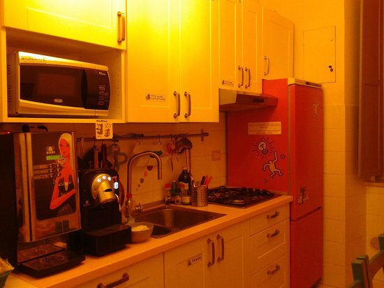Dream Station: Kitchen