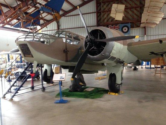 BC Aviation Museum: Bristol Bolingbroke Mk IV