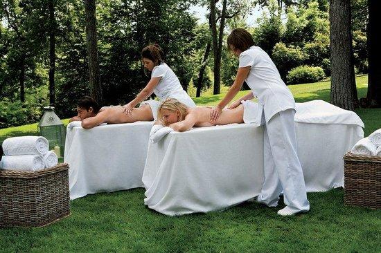L'Albereta : Massage
