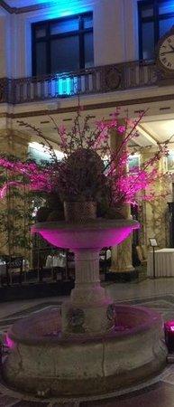 Radisson Lackawanna Station Hotel Scranton : Lobby