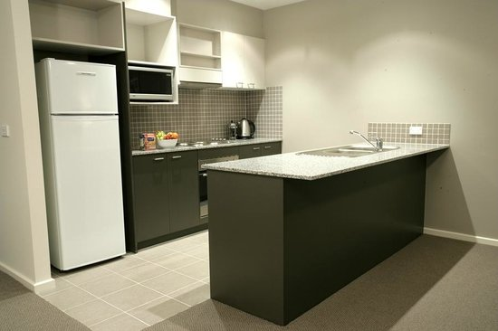 1brm 2brm kitchen picture of quest moonee valley. Black Bedroom Furniture Sets. Home Design Ideas