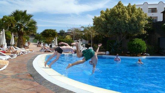 Gran Castillo Tagoro Family & Fun: Family Pool Area.
