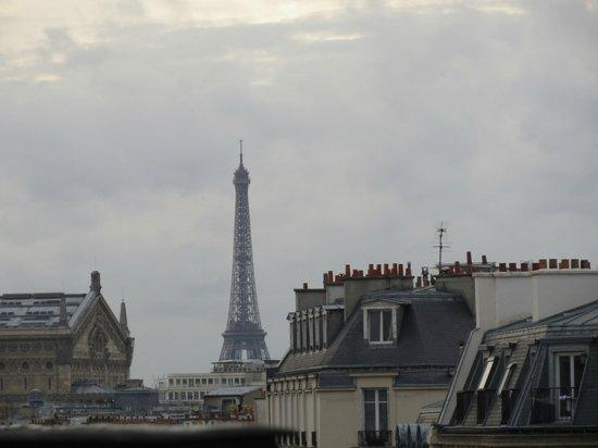 Hotel Palm - Astotel: vista dal balconcino