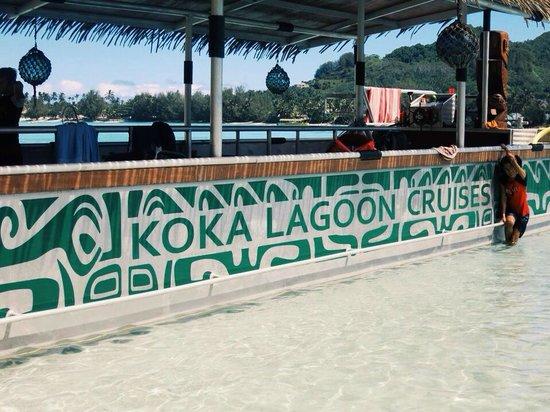Koka Lagoon Cruises: Koka Lagoon Cruise