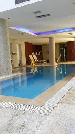 Uthgra Sasso Hotel: El Spa del Sasso