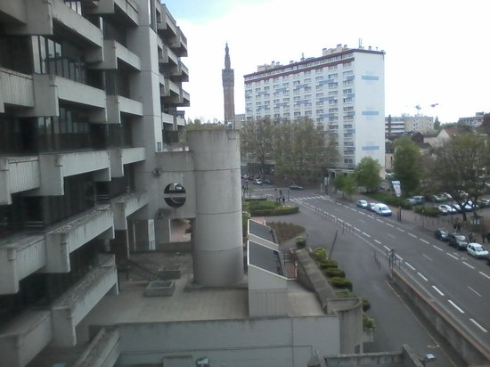 Ibis Lille Centre Gares : View from room