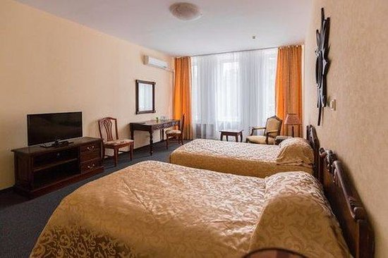 Sun Hotel: Guest room