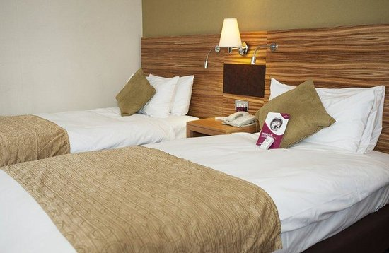 Crowne Plaza Chester: Standard Twin Room