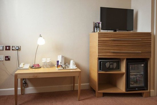 Crowne Plaza Chester: Executive Suite Lounge