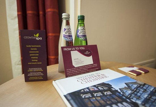 Crowne Plaza Chester: Executive Suite