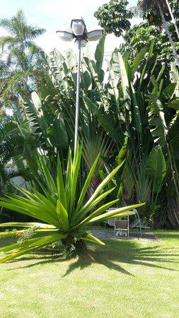 Pousada Ilha de Itaka: Jardins
