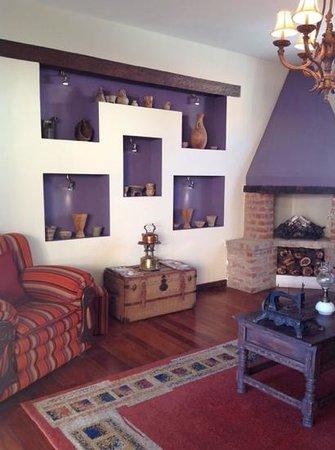 Hotel Boutique Mi Pueblo Samary: living