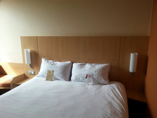 Ibis Brussels Expo-Atomium: Chambre
