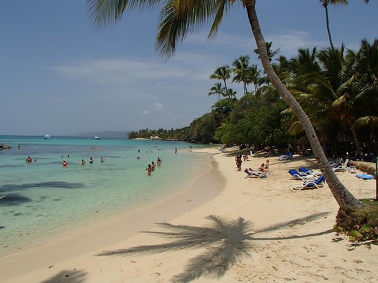 Luxury Bahia Principe Cayo Levantado: great for snorkeling