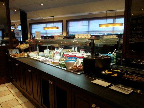 Ibis Brussels Expo-Atomium : Buffet petit déjeuner