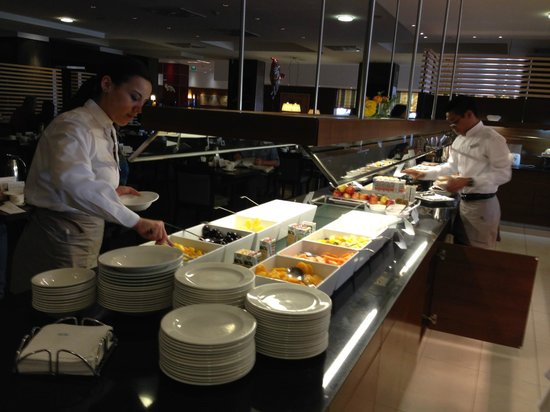 NH Vienna Airport Conference Center: breakfast buffet
