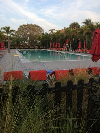Club Med Sandpiper: The pool!
