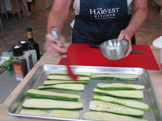 Jones Family Farm: Harvest Kitchen Cooking Studio Classes are offered during the year