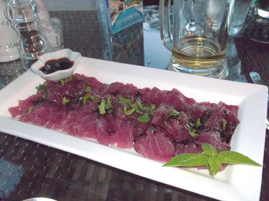 Come Fish Panama : Fresh sashimi from our tuna