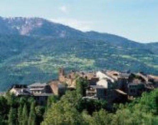 Hotel Restaurante Cal Teixido: Exterrior