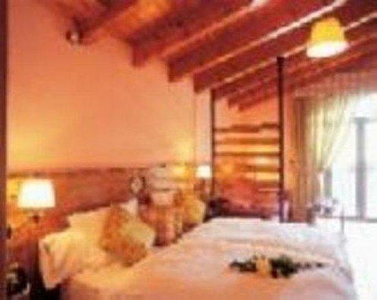 Hotel Restaurante Cal Teixido: Interrior