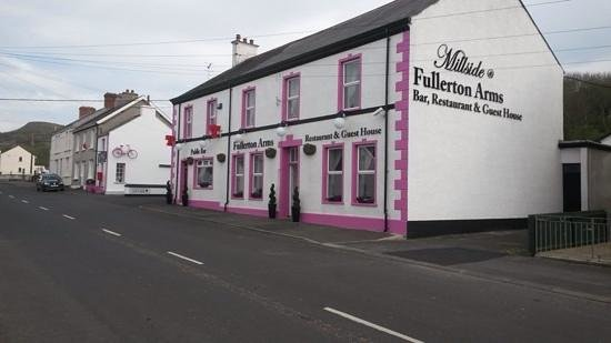 The Fullerton Arms: : )