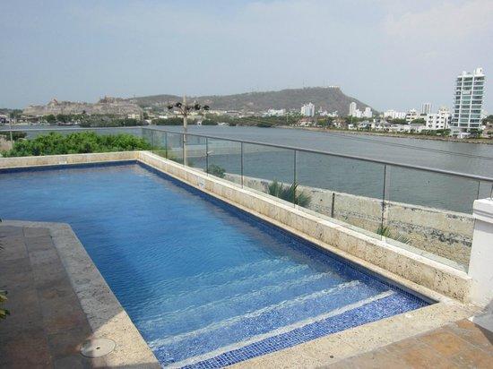 Armeria Real Luxury Hotel & Spa : Pool