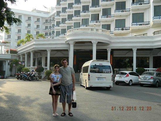 Caesar Palace Hotel: Отель