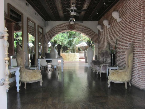Armeria Real Luxury Hotel & Spa : Reception area