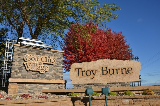 Troy Burne Entrance .. Fall