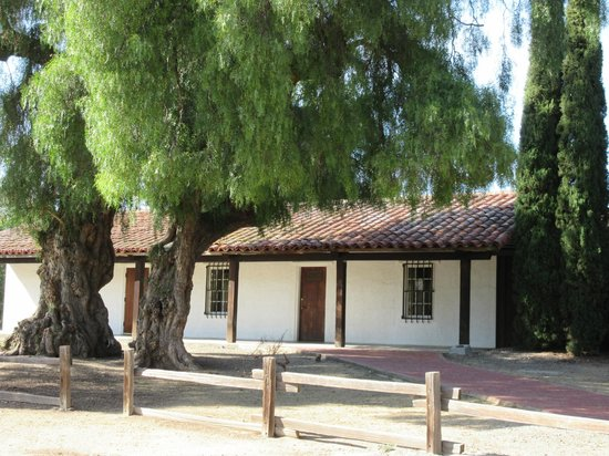 Ed Levin County Park : Jose Higuera Adobe Building and Park - Historic Bldg, Picnic Area, Kids Play Area (Milpitas, Ca)