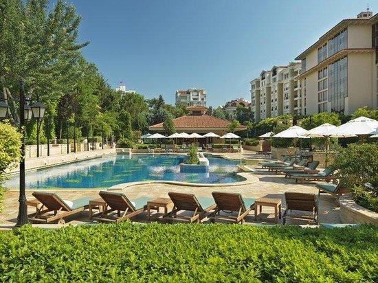 Grand Hyatt Istanbul: ISTAN_P204 Pool