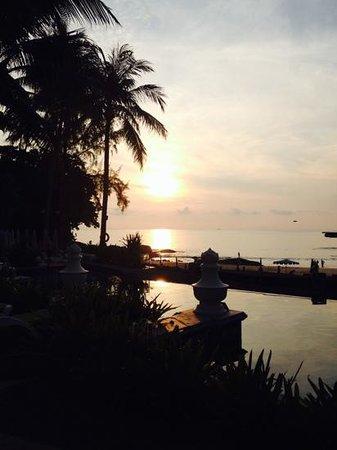 Beyond Resort Karon: sunset
