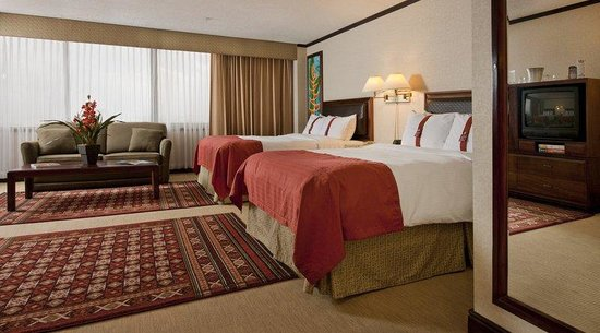 Holiday Inn San Jose Downtown Aurola : Junior Suite