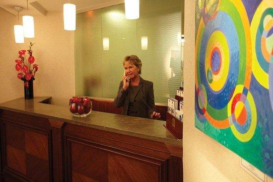 BEST WESTERN Hotel Royale: Reception
