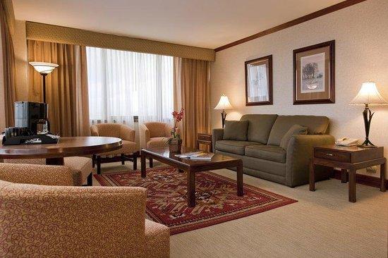 Holiday Inn San Jose Downtown Aurola : Hall At The Suite