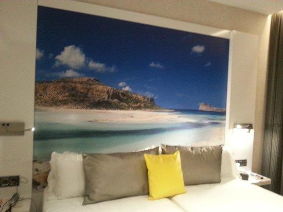 Hotel Vueling BCN by Hc: Room: Creta