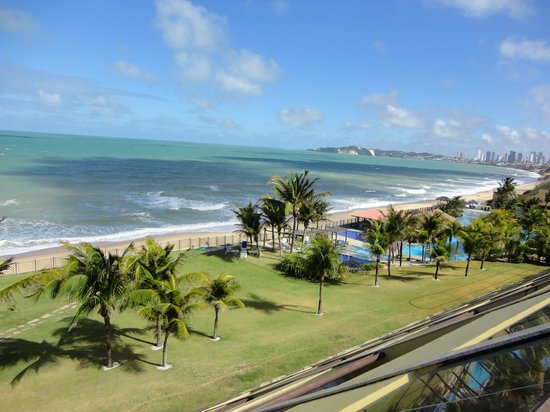 Prodigy Beach Resort Natal: Quarto - Vista Mar