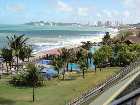 Prodigy Beach Resort Natal: Frente Mar
