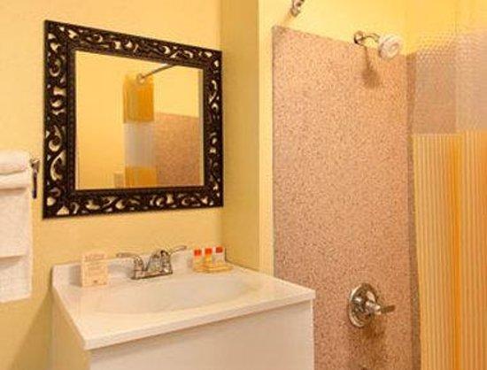 Days Inn Troy: Bathroom